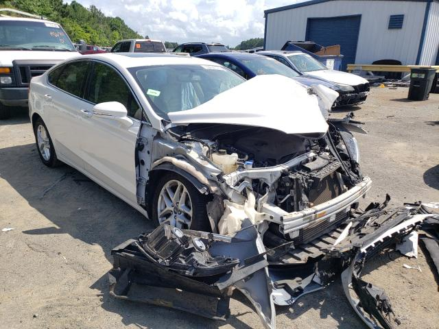 Salvage cars for sale at Shreveport, LA auction: 2013 Ford Fusion SE