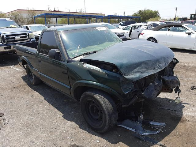Salvage cars for sale from Copart Las Vegas, NV: 2003 Chevrolet S Truck S1
