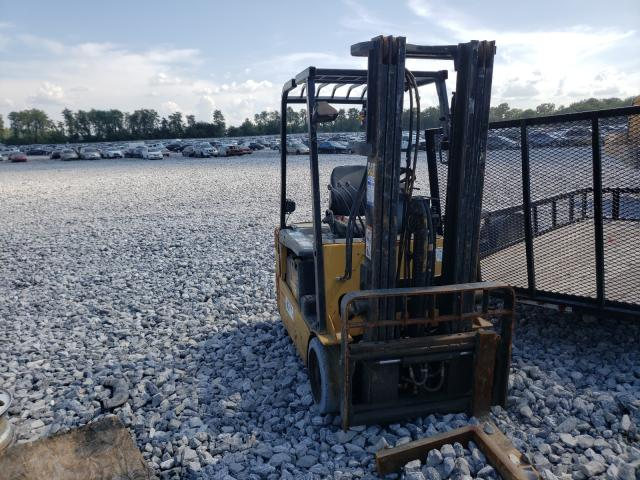 Salvage cars for sale from Copart Cartersville, GA: 2008 Caterpillar Forklift