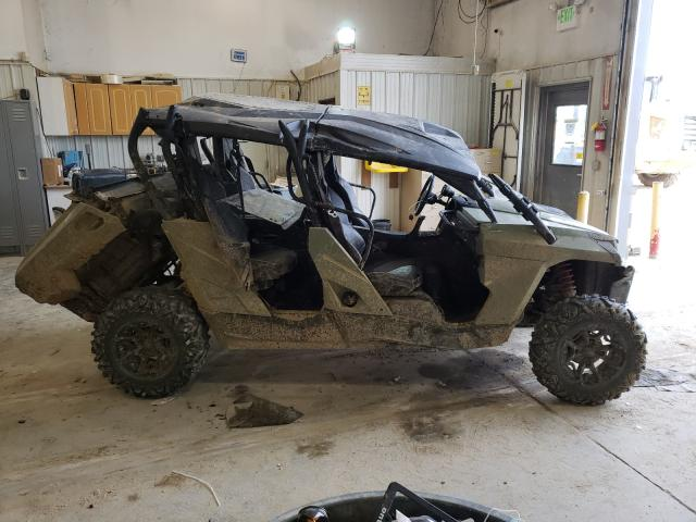 Salvage motorcycles for sale at Columbia, MO auction: 2020 Can-Am Commander