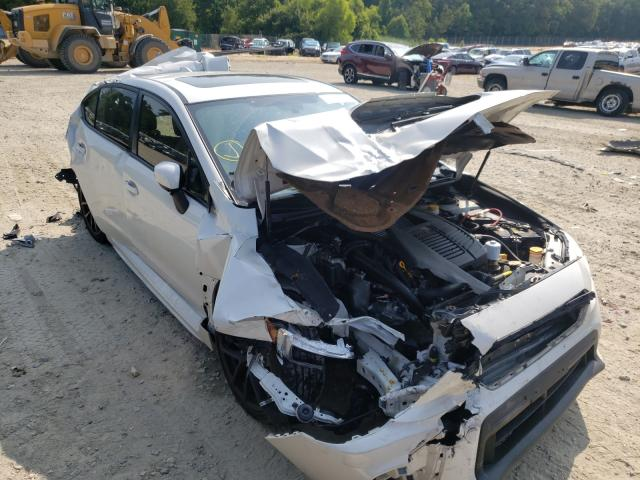 Salvage cars for sale from Copart Seaford, DE: 2018 Subaru WRX Limited