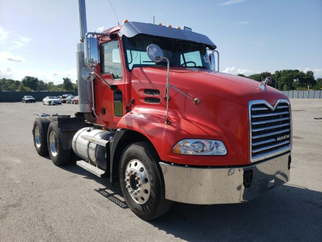 Salvage cars for sale from Copart Apopka, FL: 2007 Mack CXN613
