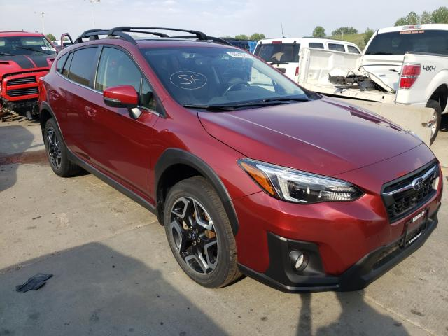 Flood-damaged cars for sale at auction: 2019 Subaru Crosstrek