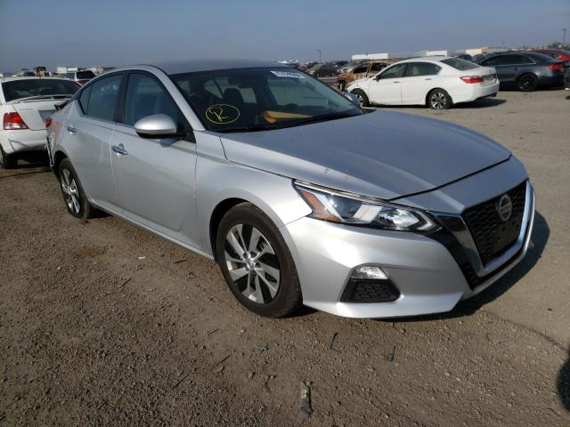 Salvage cars for sale from Copart San Diego, CA: 2020 Nissan Altima S