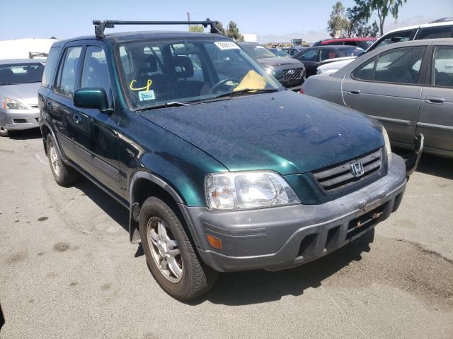 Honda CRV salvage cars for sale: 2000 Honda CRV