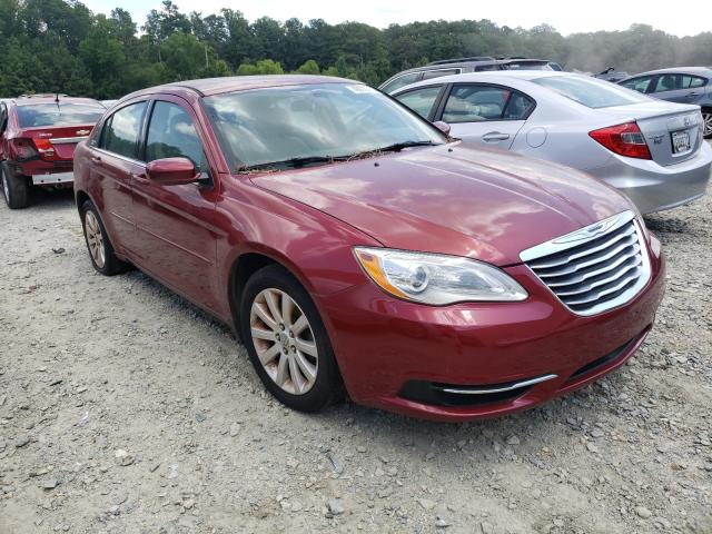 Used 2014 CHRYSLER 200 - Small image. Lot 49672351