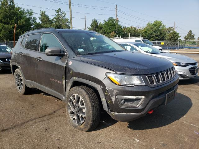 Salvage cars for sale from Copart Denver, CO: 2019 Jeep Compass TR