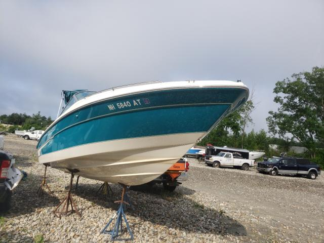 Salvage boats for sale at West Warren, MA auction: 1994 Sea Ray Searay BOW