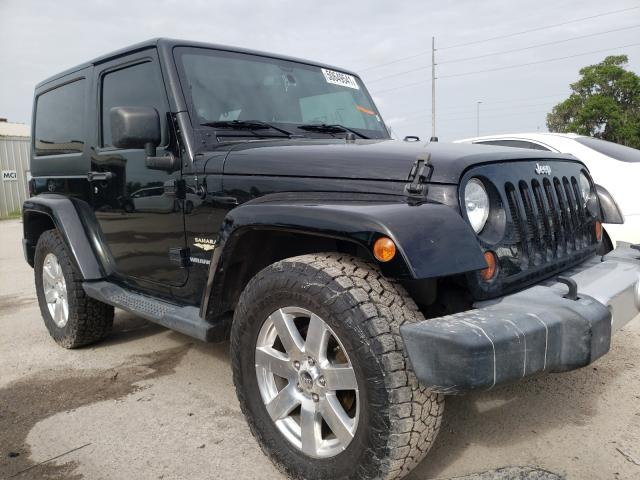 Salvage cars for sale from Copart Riverview, FL: 2013 Jeep Wrangler S
