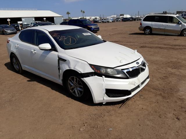 Salvage cars for sale from Copart Phoenix, AZ: 2011 KIA Optima LX