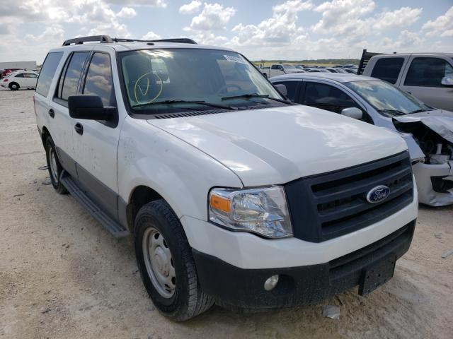 Salvage cars for sale from Copart New Braunfels, TX: 2011 Ford Expedition