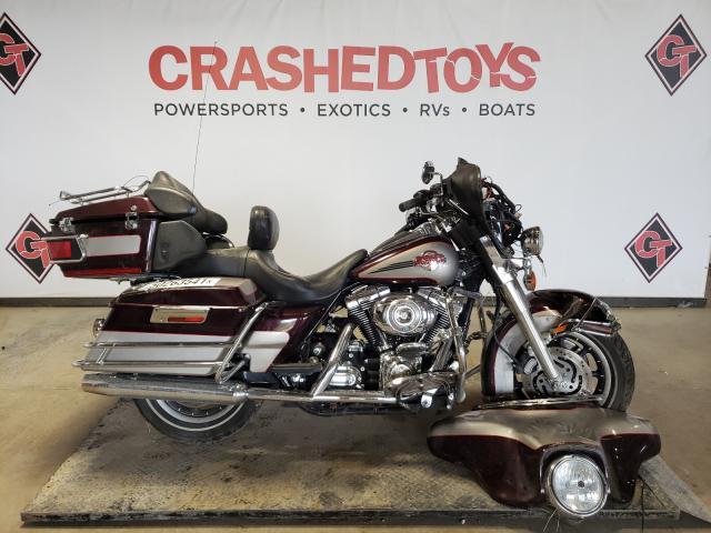 Vehiculos salvage en venta de Copart Eldridge, IA: 2007 Harley-Davidson Flhtcui