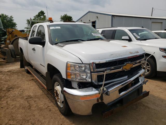 Salvage cars for sale from Copart Pekin, IL: 2012 Chevrolet Silverado
