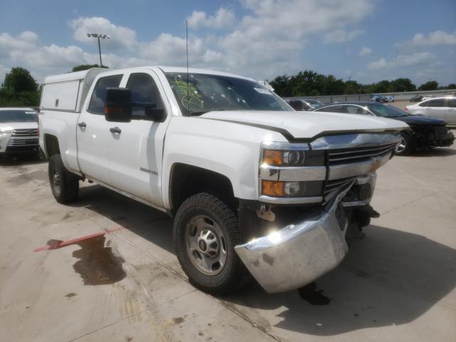 Vehiculos salvage en venta de Copart Wilmer, TX: 2018 Chevrolet Silverado