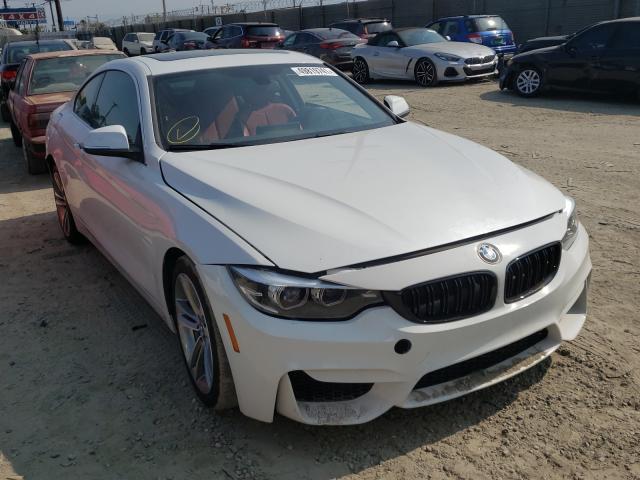2018 BMW 430I WBA4W3C58JAB87492