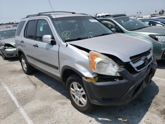 Salvage cars for sale from Copart Sun Valley, CA: 2003 Honda CR-V EX