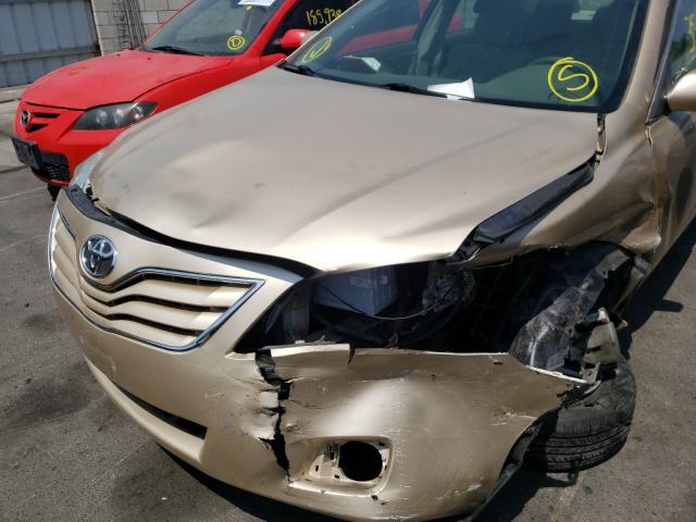 2011 TOYOTA CAMRY BASE 4T1BF3EK7BU226773