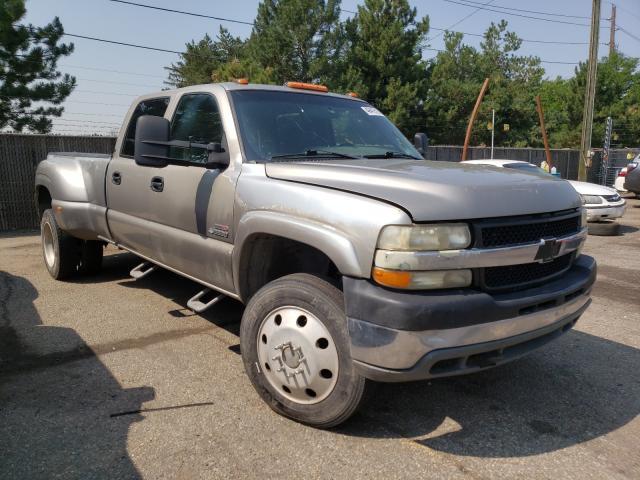 2002 Chevrolet Silverado en venta en Denver, CO