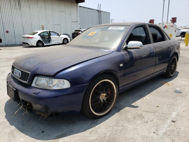 AUDI S4/RS4 2001 1