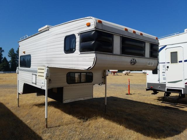 Salvage cars for sale from Copart Arlington, WA: 1999 S&S Camper