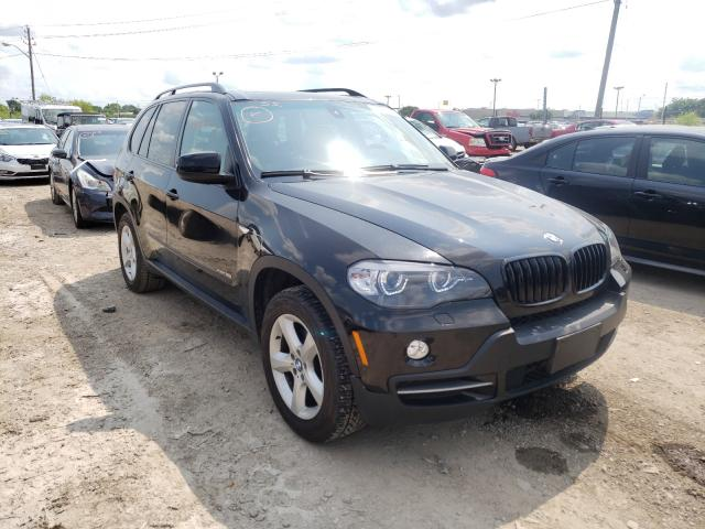 Salvage cars for sale from Copart Indianapolis, IN: 2009 BMW X5 XDRIVE3