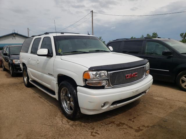 Salvage cars for sale from Copart Pekin, IL: 2004 GMC Yukon XL D