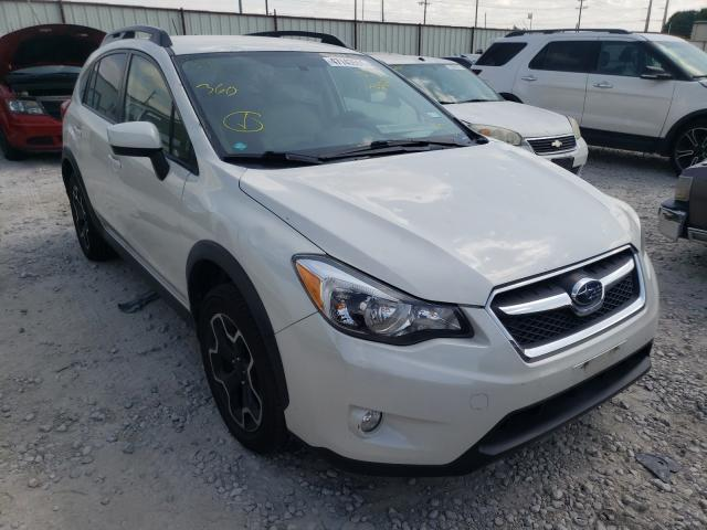 Salvage cars for sale from Copart Haslet, TX: 2015 Subaru XV Crosstrek
