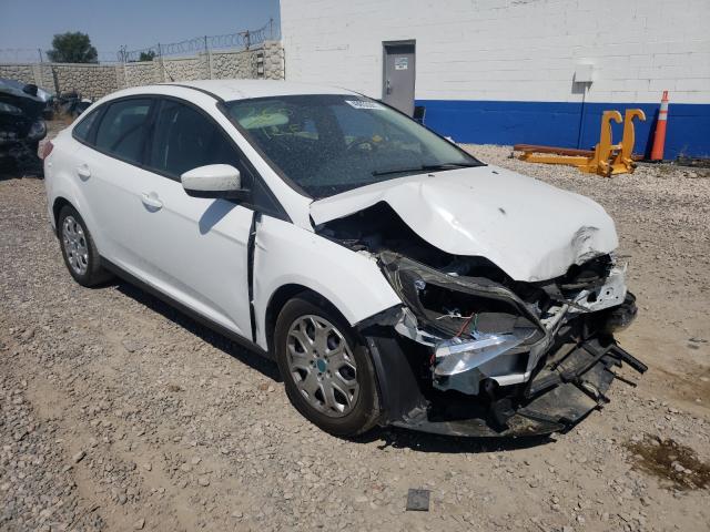 Vehiculos salvage en venta de Copart Farr West, UT: 2012 Ford Focus SE