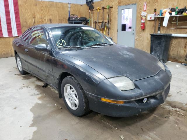 Salvage cars for sale from Copart Kincheloe, MI: 1998 Pontiac Sunfire SE