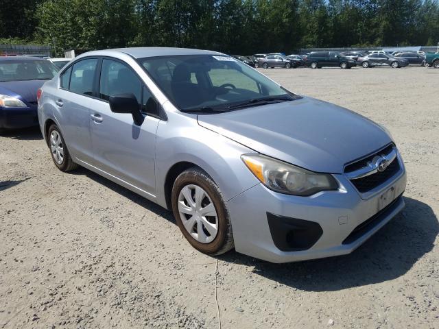 Salvage cars for sale from Copart Arlington, WA: 2012 Subaru Impreza