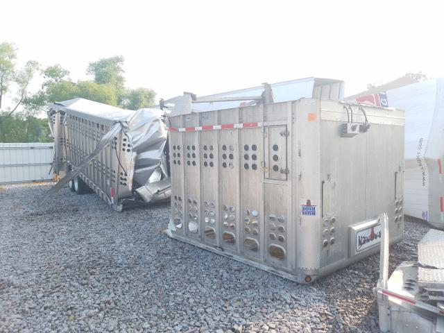 EBY salvage cars for sale: 2018 EBY Livestock