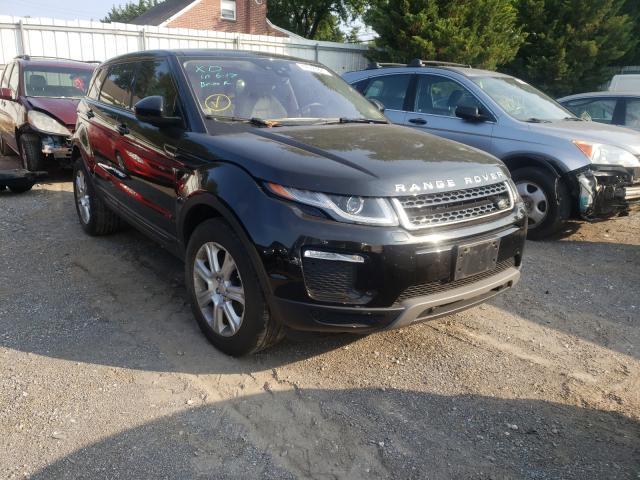Salvage cars for sale at Finksburg, MD auction: 2018 Land Rover Range Rover