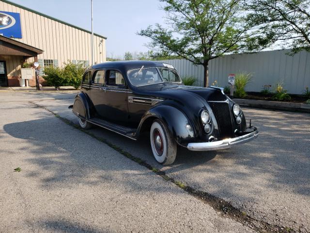 Chrysler Vehiculos salvage en venta: 1936 Chrysler Airflow