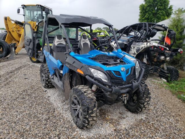 Vehiculos salvage en venta de Copart Wichita, KS: 2019 Can-Am Z Force