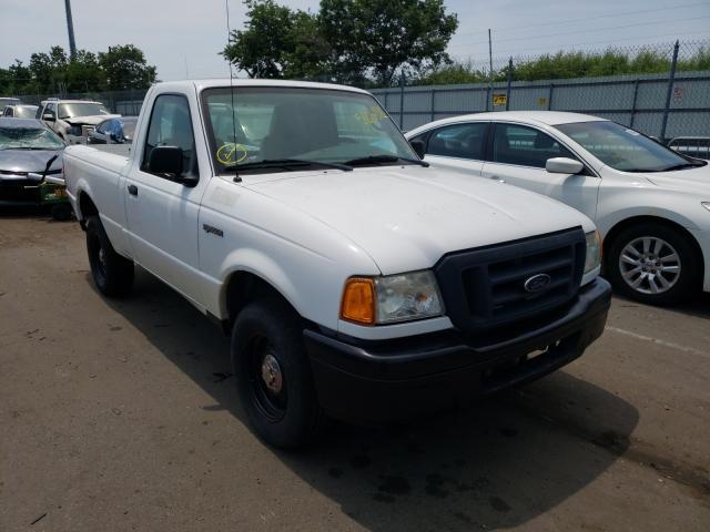 Ford Ranger salvage cars for sale: 2005 Ford Ranger