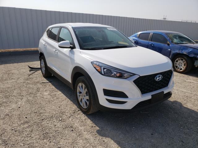 Hyundai Tucson salvage cars for sale: 2020 Hyundai Tucson