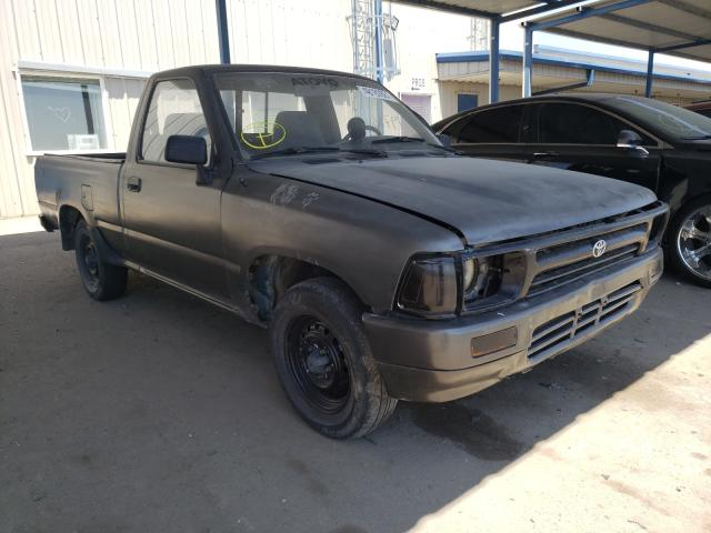 Toyota salvage cars for sale: 1989 Toyota Pickup 1/2