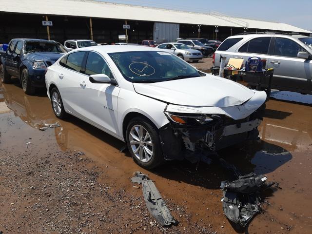 Salvage cars for sale from Copart Phoenix, AZ: 2020 Chevrolet Malibu LT
