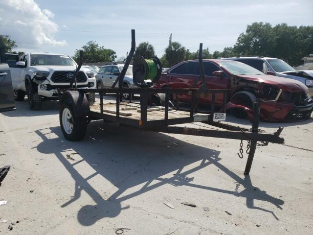 Salvage cars for sale from Copart Punta Gorda, FL: 2007 Loud Trailer