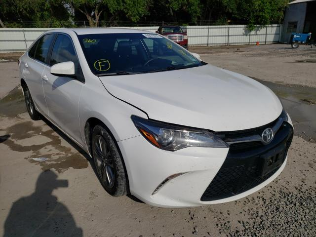 Salvage cars for sale from Copart Corpus Christi, TX: 2016 Toyota Camry LE