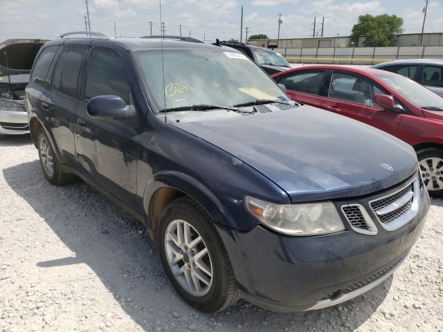 Saab salvage cars for sale: 2007 Saab 9-7X 4.2I
