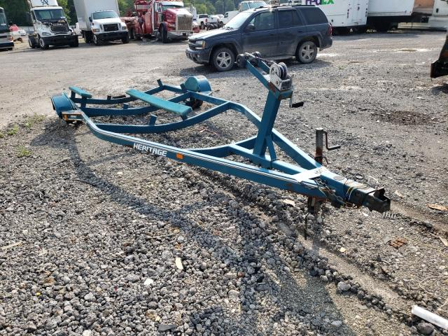 Salvage cars for sale from Copart Ellwood City, PA: 1996 Heritage Trailer