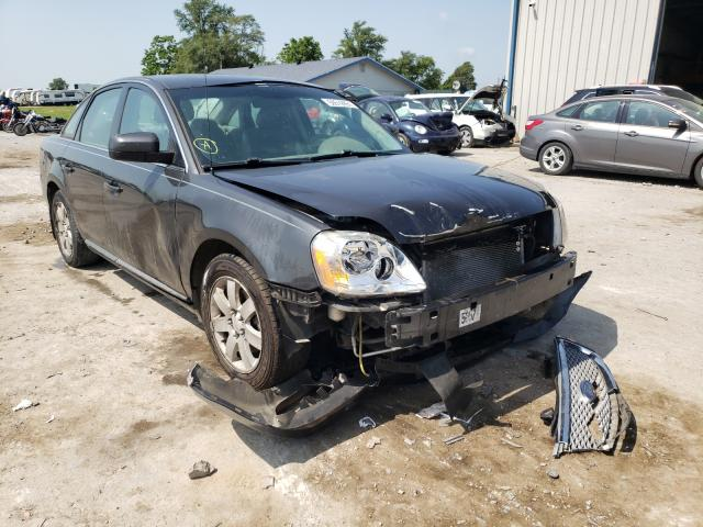 Ford Five Hundr salvage cars for sale: 2007 Ford Five Hundr