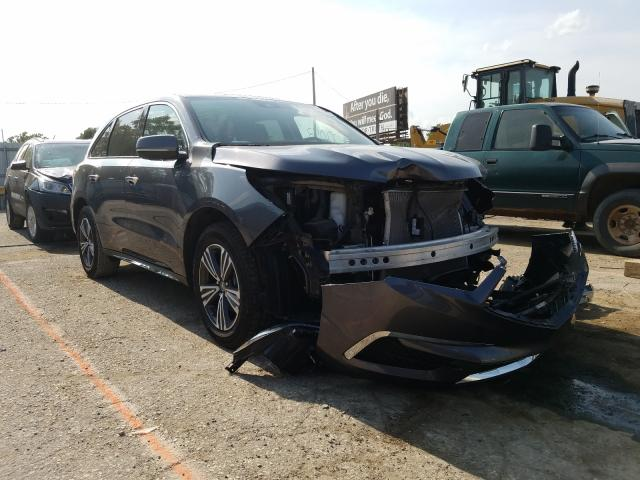 Acura salvage cars for sale: 2017 Acura MDX