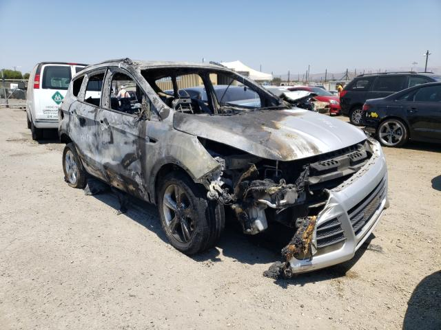 Salvage cars for sale from Copart San Martin, CA: 2013 Ford Escape SE