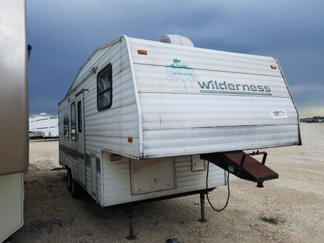 Salvage trucks for sale at New Braunfels, TX auction: 1996 Other Wilderness
