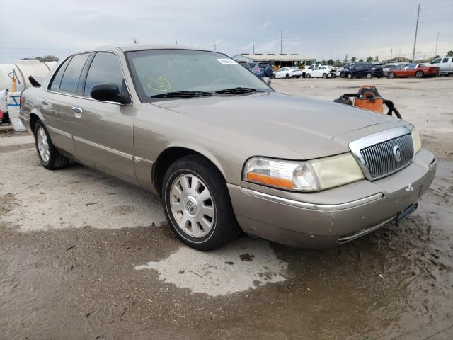 Salvage cars for sale from Copart Riverview, FL: 2003 Mercury Grand Marq