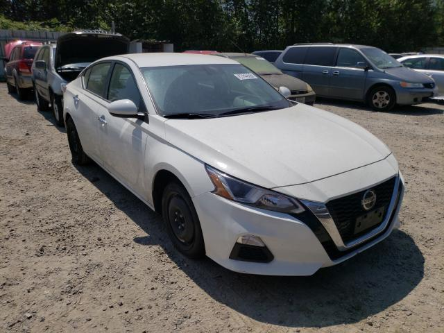 Salvage cars for sale from Copart Arlington, WA: 2020 Nissan Altima S