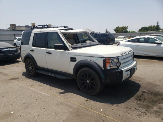 Salvage cars for sale from Copart Bakersfield, CA: 2007 Land Rover LR3 HSE