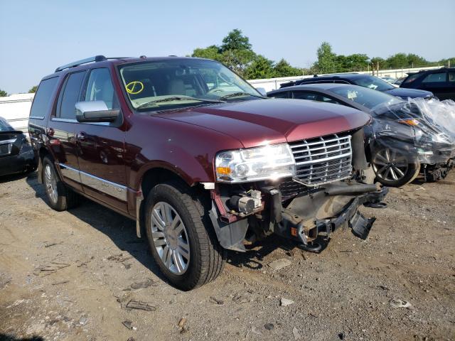 Lincoln Navigator salvage cars for sale: 2012 Lincoln Navigator